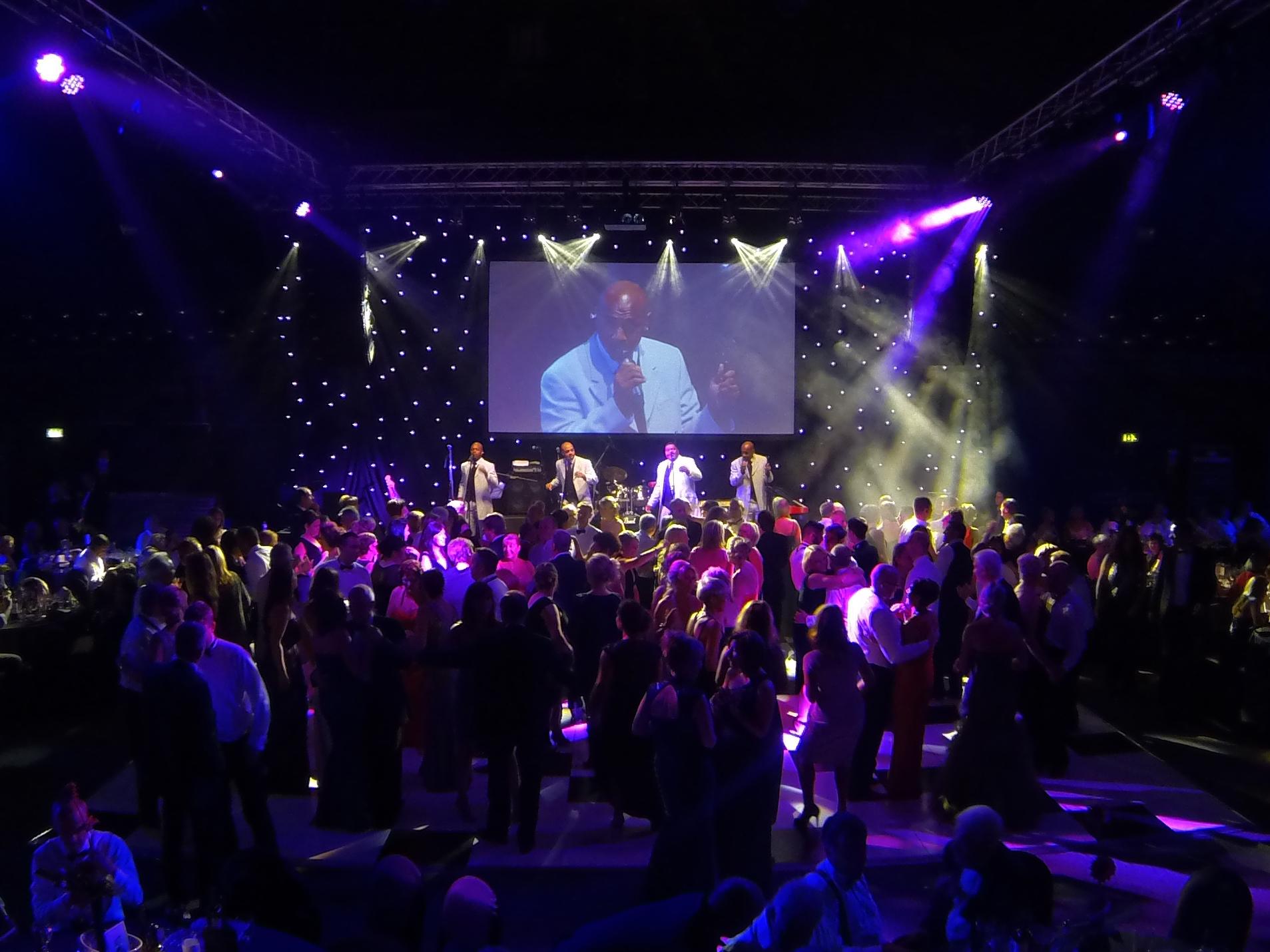 Weston Park charity Ball - 2013